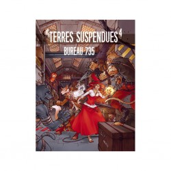 Terres Suspendues 4e Édition - Bureau 735