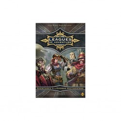 Leagues Of Adventure T°01