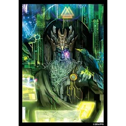ANDROID NETRUNNER ART SLEEVES  WOTAN