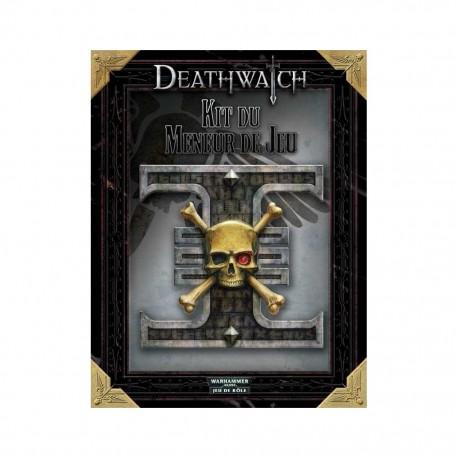 Deathwatch Jdr - Le Kit Du Meneur De Jeu