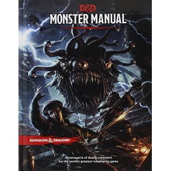 D&D next - monster manual