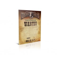 Deadlands - dossier perso