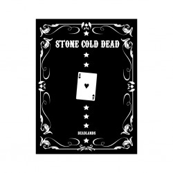 Deadlands - stone cold dead collector