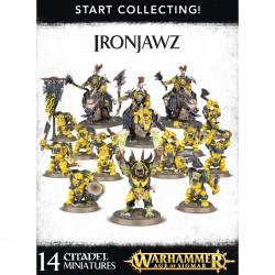Ironjawz start collecting