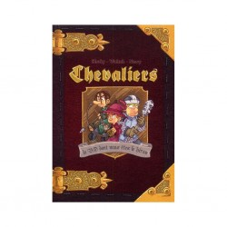 Chevaliers bd t1