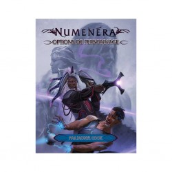 Numenera - options personnages