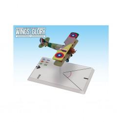 Wing of war - spad XIII ( rickenbaker )