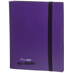 Pro binder purple