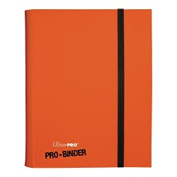 Pro binder orange