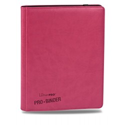 Pro binder 9-pocket premium pink