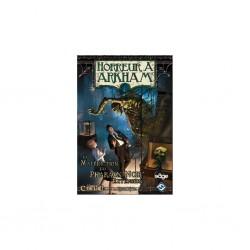 • Horreur à Arkham : La malédiction du Pharaon Noir