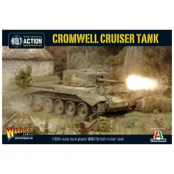 bolt action - cromwell cruiser tank