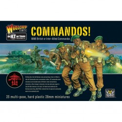 Bolt action - commandos