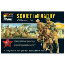 bolt action - soviet infantry
