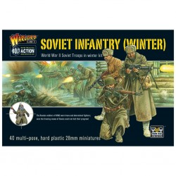bolt action - soviet infantry ( winter )