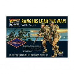 bolt action - rangers lead the way