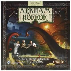 • Horreur à Arkham : L'Horreur de Miskatonic