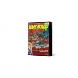 • Mars Attacks : Division Scientifique Martienne