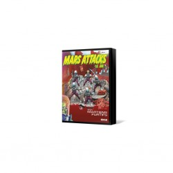 • Mars Attacks : Martiens Furtifs