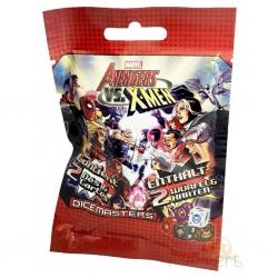 Booster Dice Master Marvel : Avengers VS X-Men