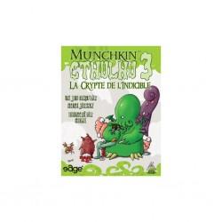 • Munchkin Cthulhu 3 : La Crypte de l'Indicible