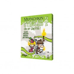 • Munchkin Cthulhu 4 : Oh my Grottes !