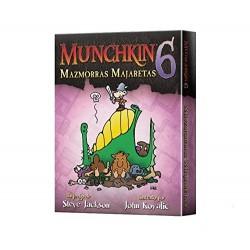 • Munchkin (2e éd.) 6 : Le Donjon de la Farce