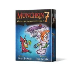 • Munchkin (2e éd.) 7 : Oh le Gros Tricheuuuuuuuur !