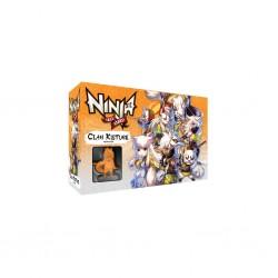 Ninja all stars clan kitsune