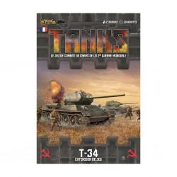 Tanks - T-34 -