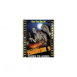 • Zombies !!! 9 Des Cendres aux Cendres