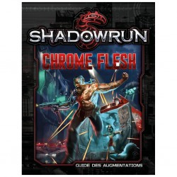Shadowrun 5 - chrome flesh -