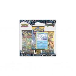 Pack 3 boosters Pokémon Soleil & Lune 5 Ultra-Prisme