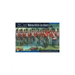 Black powder late french line infantry (1812-1815)