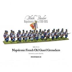 Black powder - french old guard grenadiers