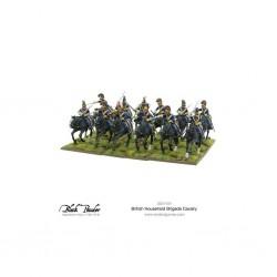 Black powder - british household cavalry