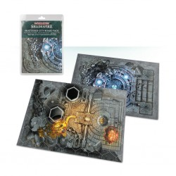 Shadespire - shattered city board pack
