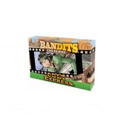 Colt Express - Extension Bandits Cheyenne FR/EN