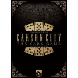 Carson city - jeu de cartes