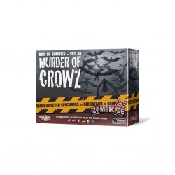 Zombicide - Murder Of Crow