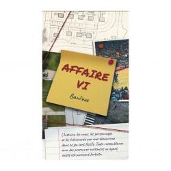 Detective - affaire 6 banlieue