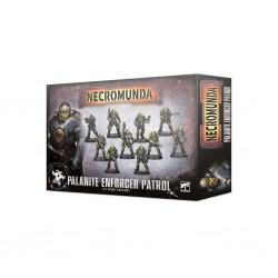 Necromunda - palanite enforcer patrol