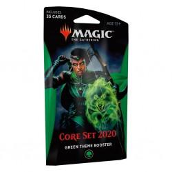 MTG core set 2020 theme booster green