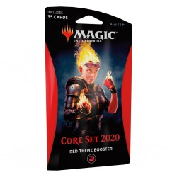 MTG core set 2020 theme booster red