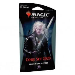 MTG core set 2020 theme booster black