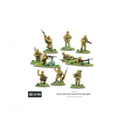 Bolt action - north korean kpa lmg squad