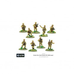 Bolt action - north korean kpa smg squad