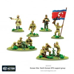 Bolt action - north korean kpa support group