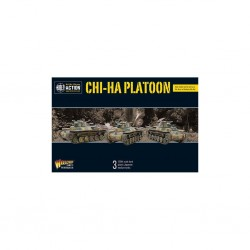 Bolt action - chi-ha platoon
