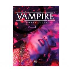 Vampire V5 - livre de base